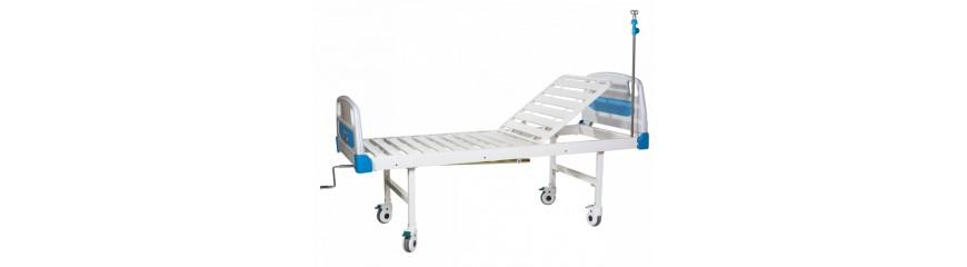 Медицинские и реанимационные кровати