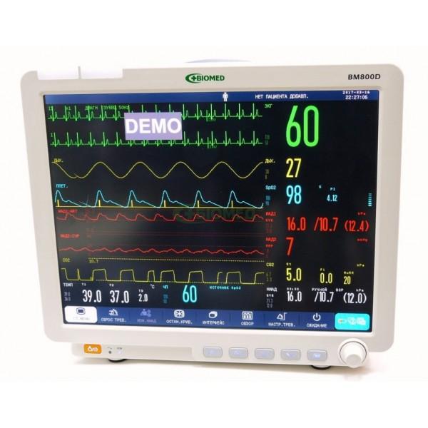 """Монитор пациента """"БИОМЕД"""" ВМ800D 15""""..."""